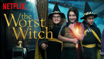 The Worst Witch on Netflix Canada