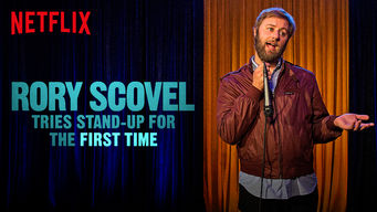 Rory Scovel Tries Stand-Up for the First Time on Netflix Canada